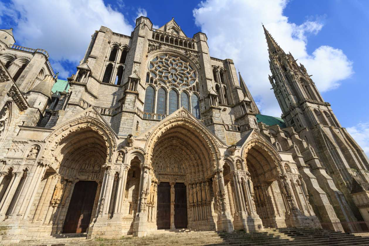 Image of Chartres Cathedral