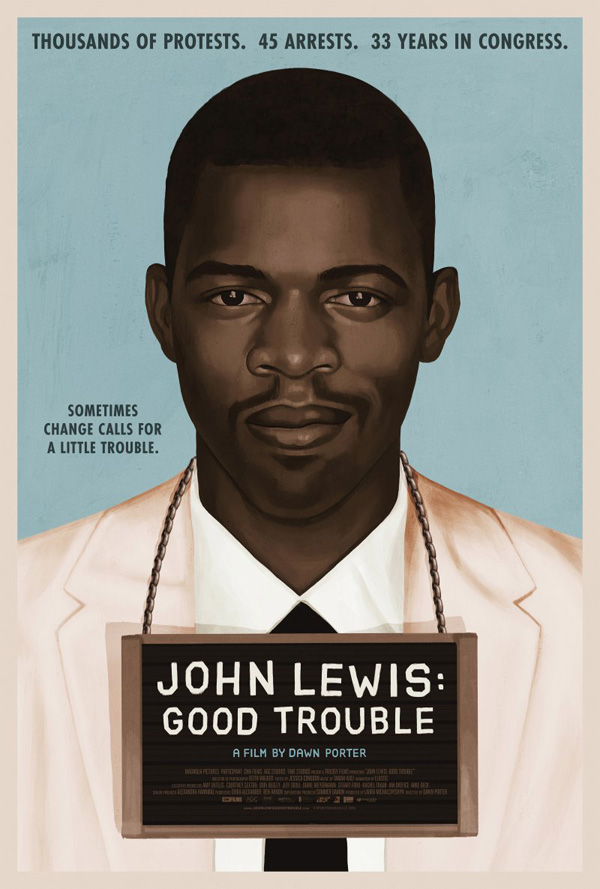 John Lewis documentary Good Trouble