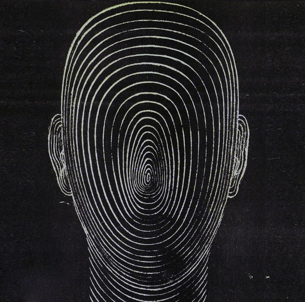 Pavel Tchelitchew Spiral Head